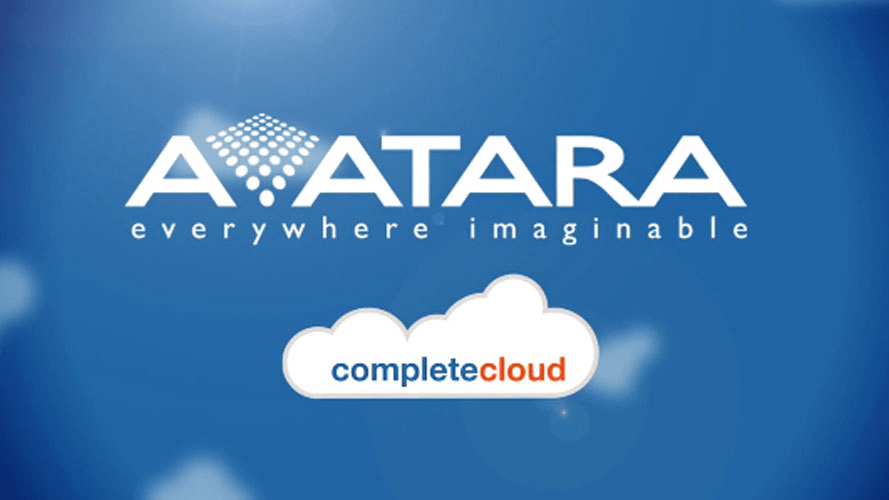 Avatara Complete Cloud Logo