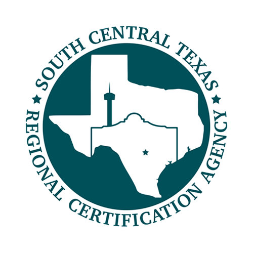 South Central Texas Regional Certification Agency Logo