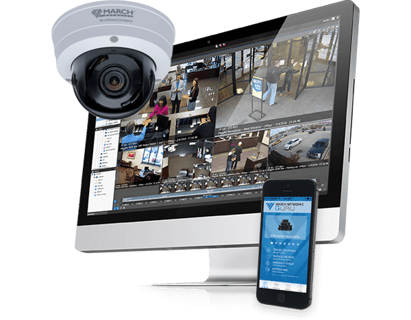 March Networks Surveillance Products
