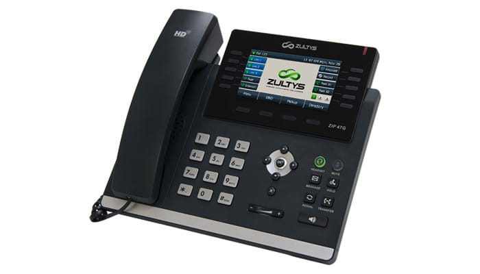Zultys ZIP 47G IP Phone